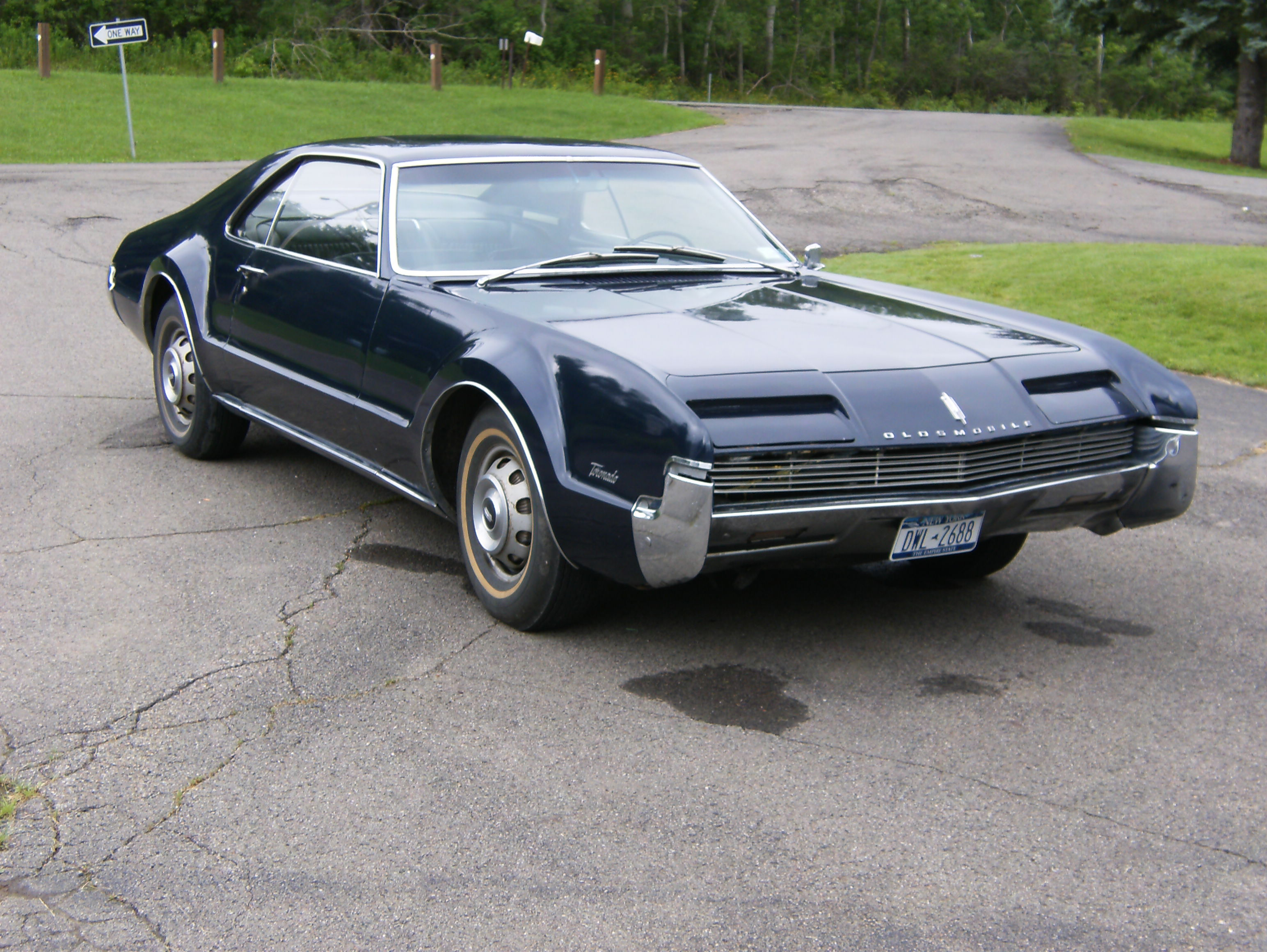 1966 Toronado - Kool factor of