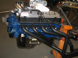 Auto Matic Racing Tran on Average Guy S Car Restoration  Mods And Racing
