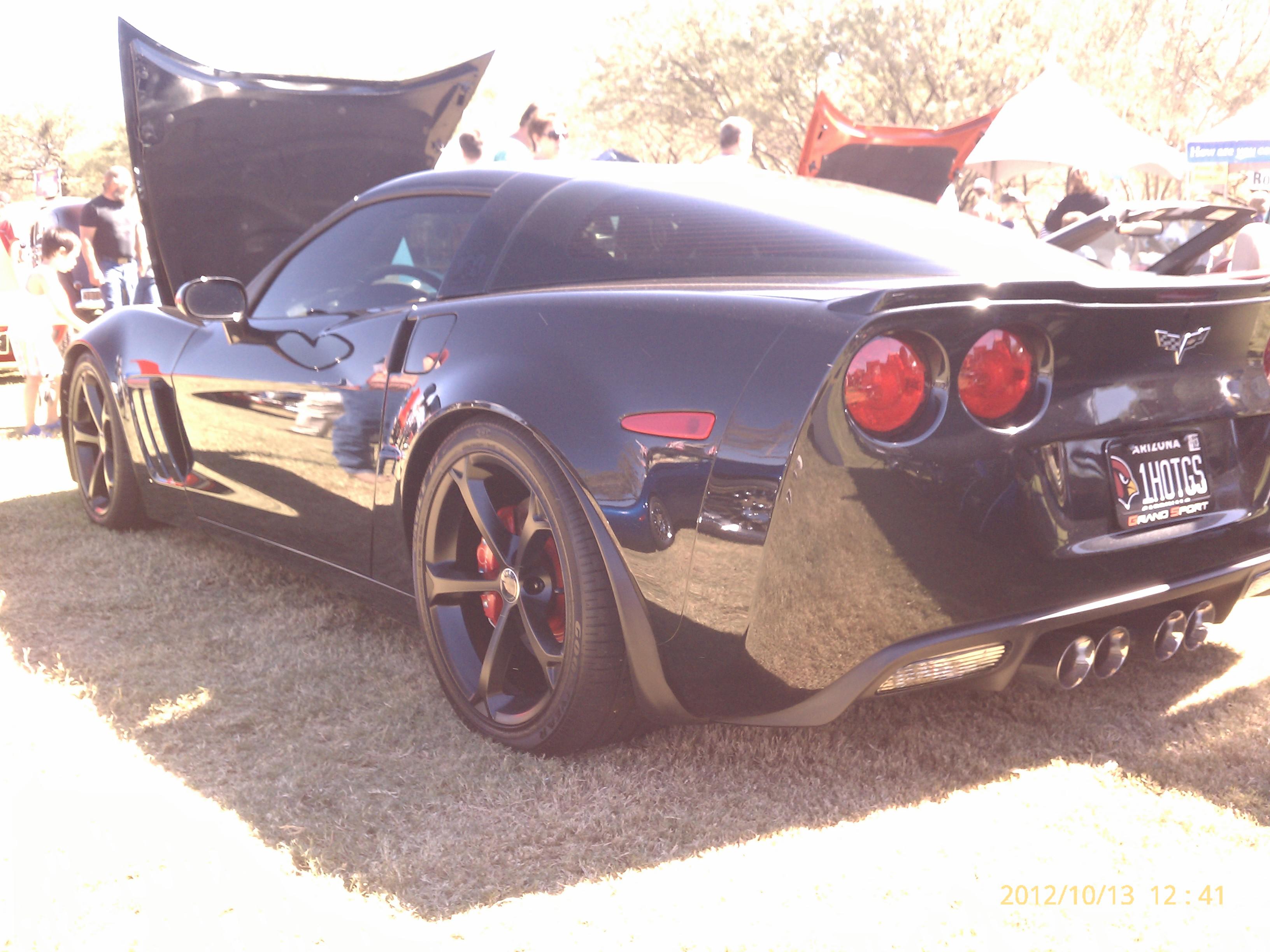 Tucson Classic Car Show Carbon Grand Sport Average Guys Car - Tucson classic car show